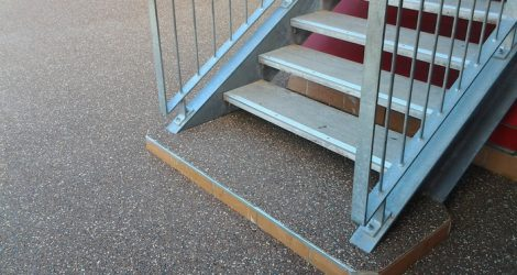 Paliers escaliers