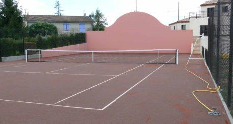Tennis Particulier