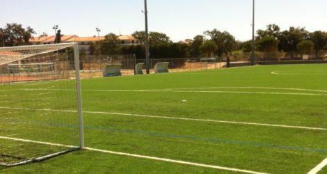 Terrain N°4  à Perpignan  Parc des Sports (66)