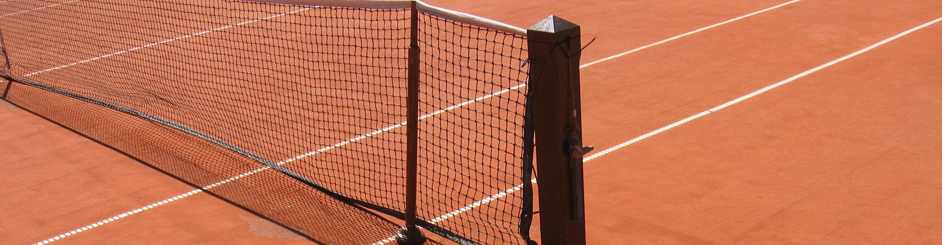 Tennis en terre battue