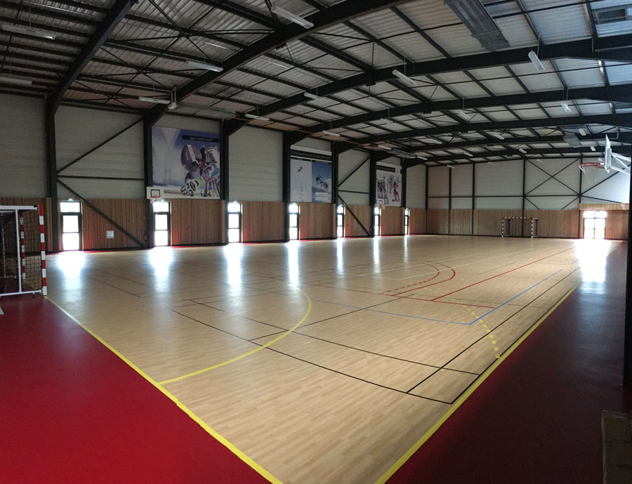 Sp cialiste construction r novation de sols sportifs et industriels - Tennis de table albertville ...