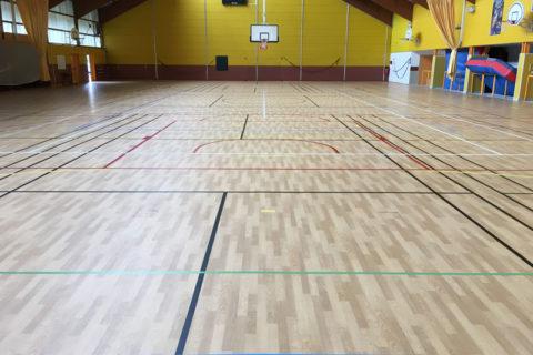 Sol sportif PVC GERFLOR